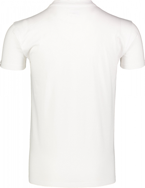Tricou barbati Nordblanc CIRCLET Cotton White 3