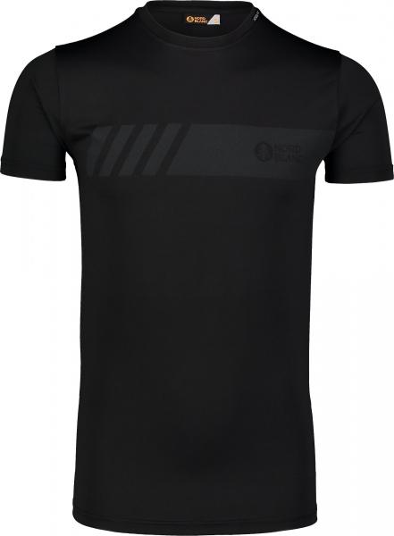 Tricou barbati Nordblanc ELUSIVE fitness Black 0