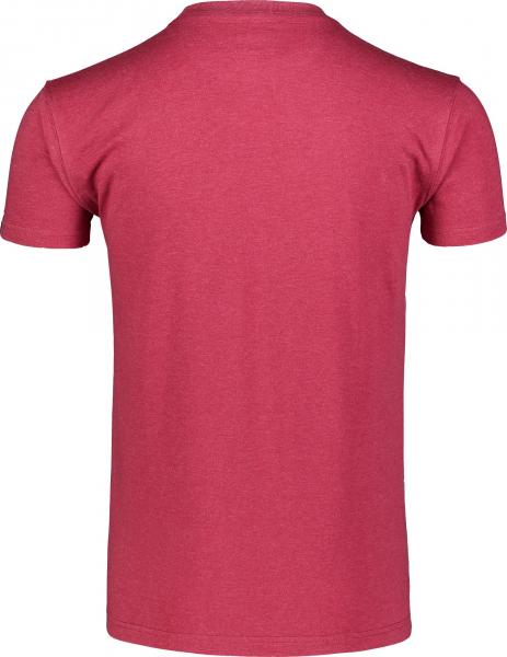 Tricou barbati Nordblanc CIRCLET Cotton deep red 3