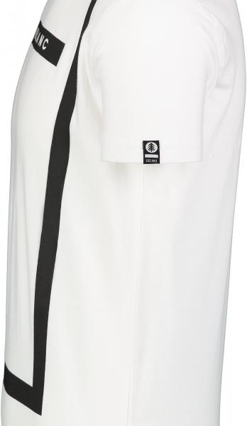 Tricou barbati Nordblanc ENFRAME cotton White 2