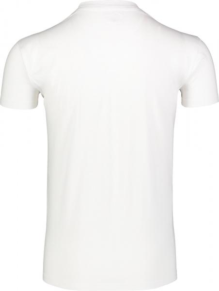 Tricou barbati Nordblanc ENFRAME cotton White 3