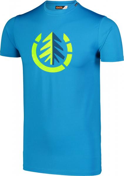 Tricou barbati Nordblanc FULFIL fitness Azure 1