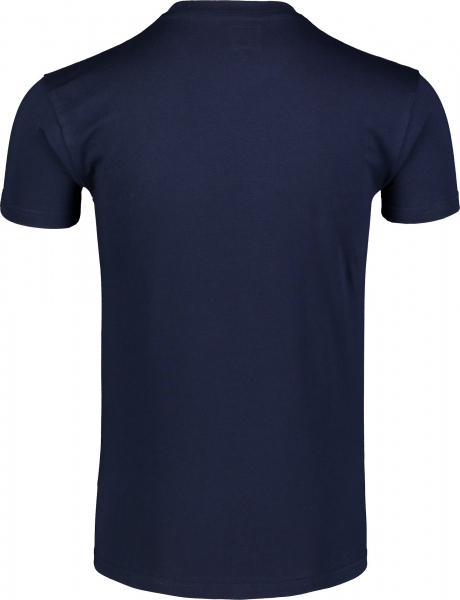 Tricou barbati Nordblanc ENFRAME cotton Dark blue 3