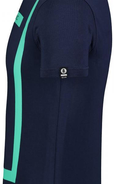 Tricou barbati Nordblanc ENFRAME cotton Dark blue 2