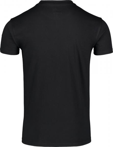 Tricou barbati Nordblanc ENFRAME cotton Black 3