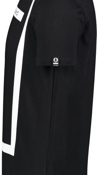 Tricou barbati Nordblanc ENFRAME cotton Black 2