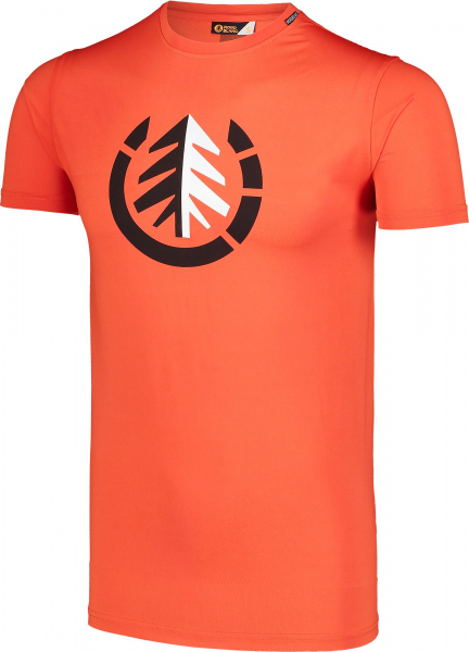 Tricou barbati Nordblanc FULFIL fitness Orange ink 1