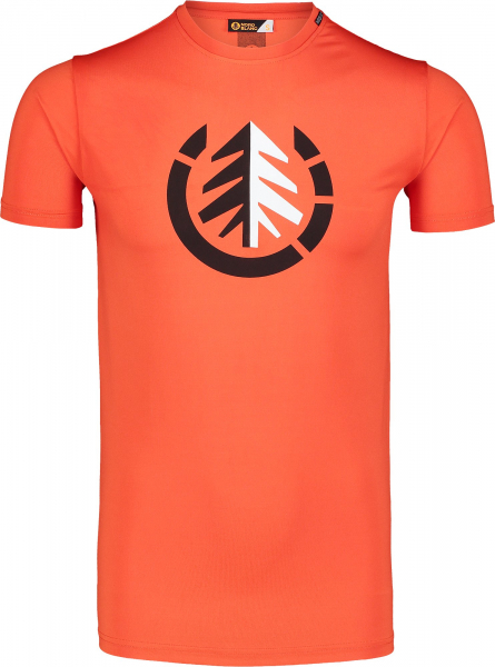 Tricou barbati Nordblanc FULFIL fitness Orange ink 0