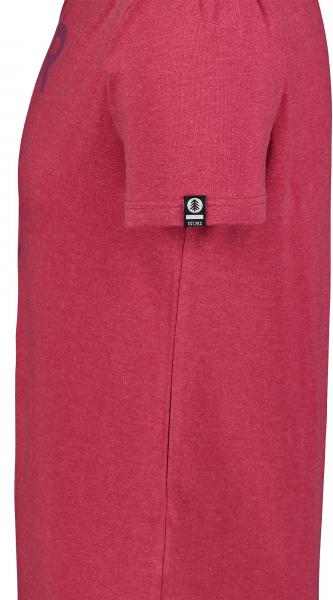 Tricou barbati Nordblanc OBEDIENT cotton Deep red 2