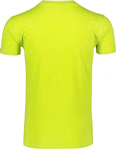 Tricou barbati Nordblanc SCENERY cotton Juicy green 3