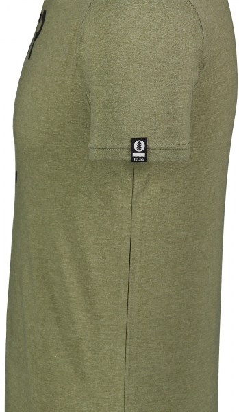 Tricou barbati Nordblanc OBEDIENT cotton Green arhard 2