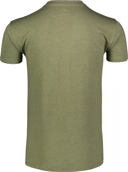 Tricou barbati Nordblanc OBEDIENT cotton Green arhard 3