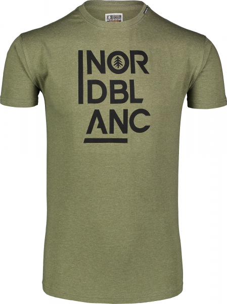 Tricou barbati Nordblanc OBEDIENT cotton Green arhard 0