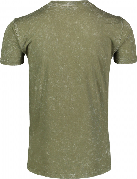 Tricou barbati Nordblanc SCENERY cotton Green arhard 3