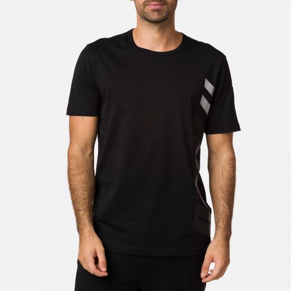 Tricou barbati Rossignol PATCH Black 0