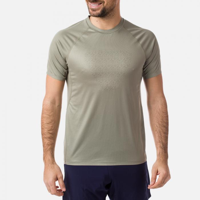 Tricou barbati Rossignol R-EXP Soft kaky [1]