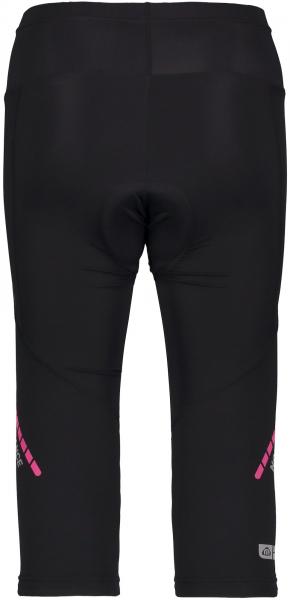 Tricou ciclism dama Nordblanc SEDUCE dryfor bike jersey Black pink 1