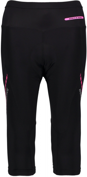 Tricou ciclism dama Nordblanc SEDUCE dryfor bike jersey Black pink 0