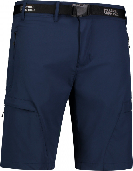 Pantaloni scurti barbati Nordblanc STRAIGHT Outdoor extreme Dark blue 0