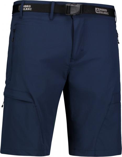 Pantaloni scurti barbati Nordblanc STRAIGHT Outdoor extreme Dark blue 0