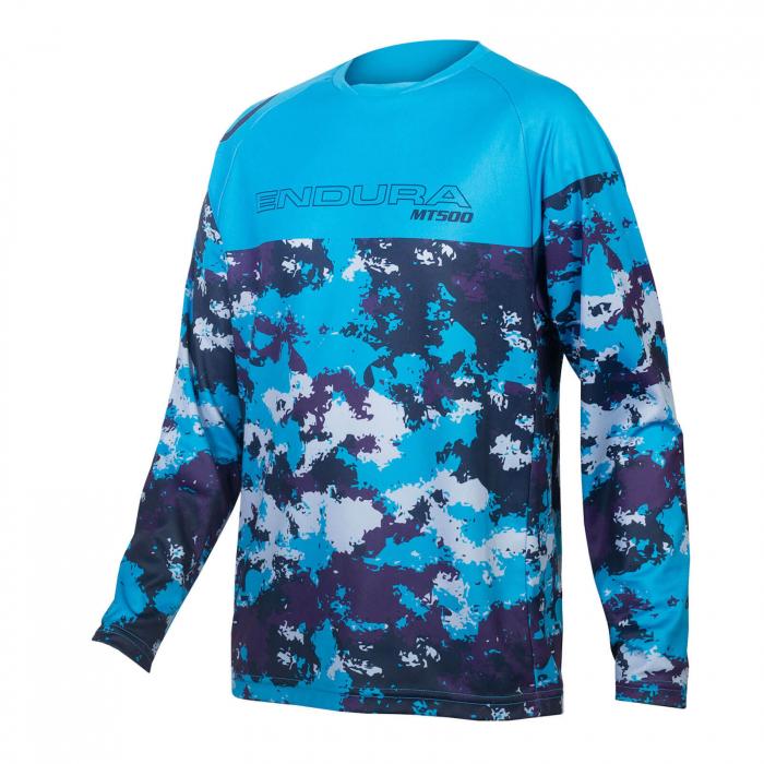 Tricou copii Endura MT500JR Albastru [0]