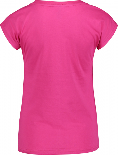Tricou dama Nordblanc CHEEK light cotton Pink [1]