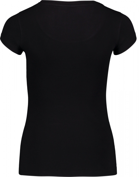 Tricou dama Nordblanc SAP supersoft elastan Black 1