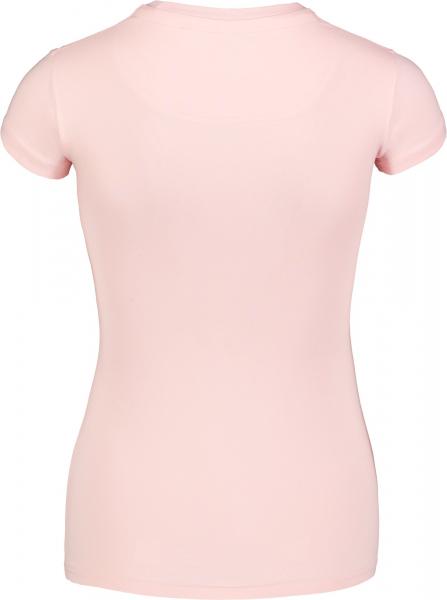 Tricou dama Nordblanc W LETTER roz 1