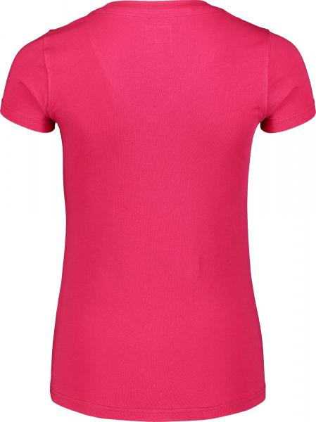 Tricou dama Nordblanc W CONIFER cotton Air pink 2