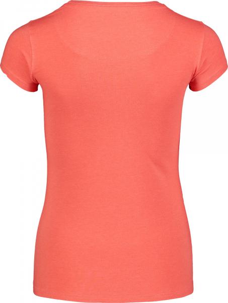 Tricou dama Nordblanc W ACRYLIC orange 1