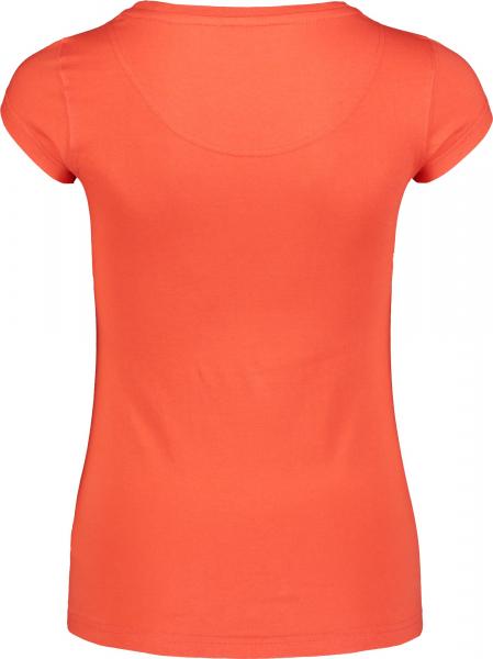 Tricou dama Nordblanc W DYE orange 1
