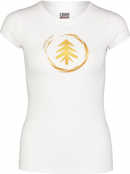 Tricou dama Nordblanc W MEDAL cotton White 0