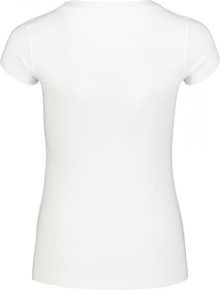 Tricou dama Nordblanc W MEDAL cotton White 2