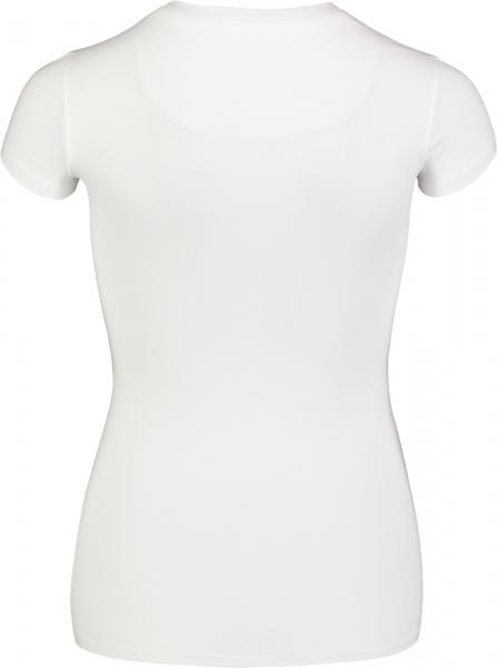 Tricou dama Nordblanc W DILATE alb 1