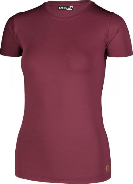 Tricou dama Nordblanc W UNIFY fitness Fip violet 1