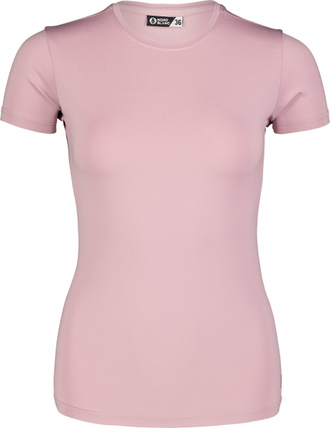 Tricou dama Nordblanc W UNIFY fitness Muted pink 0