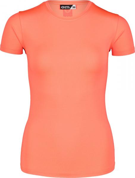 Tricou dama Nordblanc W UNIFY fitness Fiery coral 0
