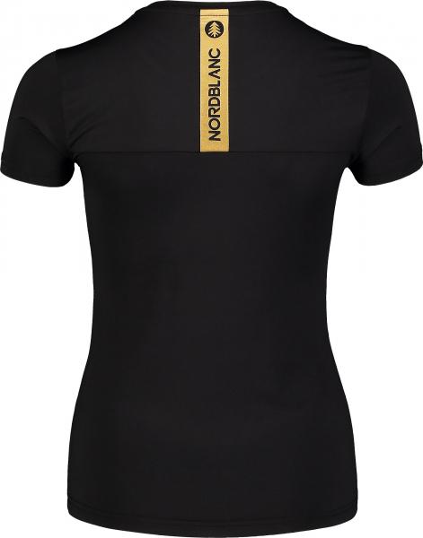 Tricou dama Nordblanc W UNIFY fitness Black 2