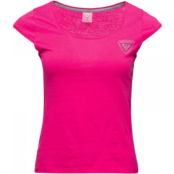 Tricou dama W ROSSIGNOL Pink fuchsia 3