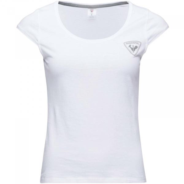 Tricou dama W ROSSIGNOL White 3
