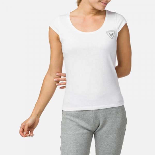 Tricou dama W ROSSIGNOL White 0