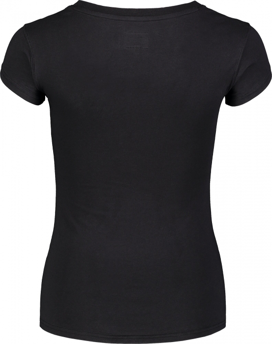 Tricou Femei Nordblanc CALLIGRAPHY Negru [2]
