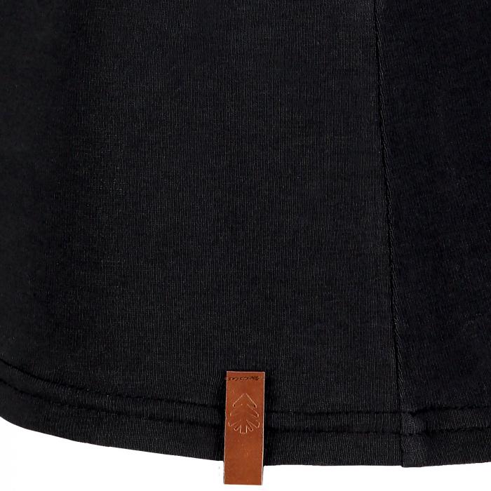 Tricou Femei Nordblanc CALLIGRAPHY Negru [3]