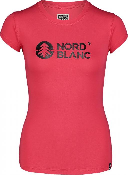 Tricou Femei Nordblanc CENTRAL Roz [0]