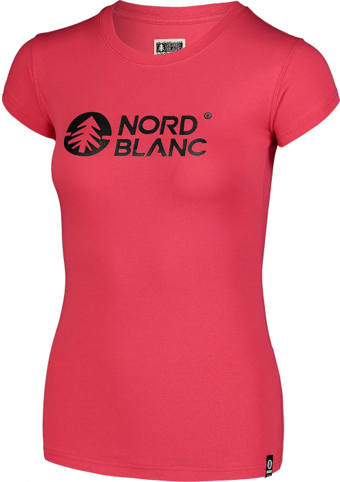 Tricou Femei Nordblanc CENTRAL Roz [1]