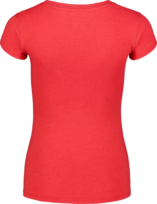 Tricou Femei Nordblanc YNUD Rosu [2]