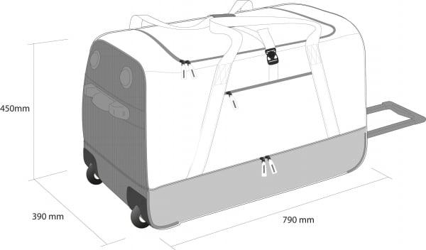 Troller Rossignol DISTRICT EXPLORER BAG 4