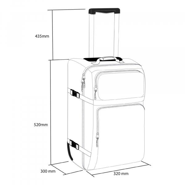 Troller Rossignol HERO CABIN BAG 8