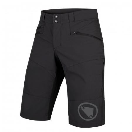 Pantaloni scurti Endura SINGLETRACK II - Negru [0]