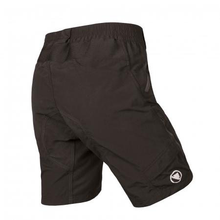 Pantaloni scurti femei Endura HUMMVEE II Negri [1]